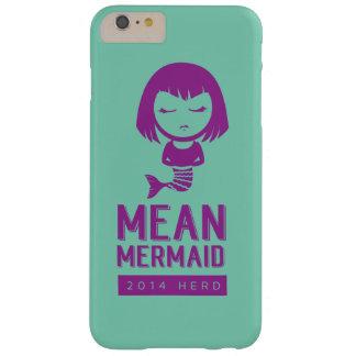 iPhone 6 Cool Design Case 2014 Mean Mermaid Herd