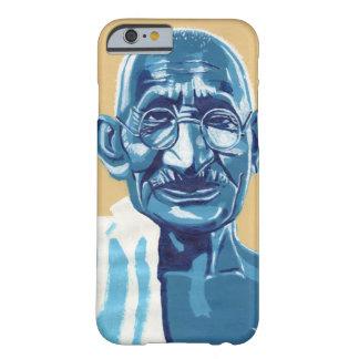 Iphone 6 cover with ghandi ji background