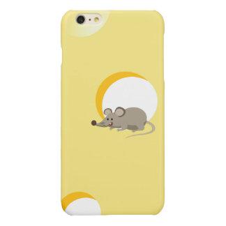 iPhone 6 de Apple con el ratón