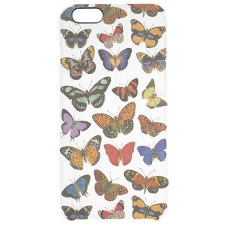 iPhone 6 de las mariposas+ Caso claro