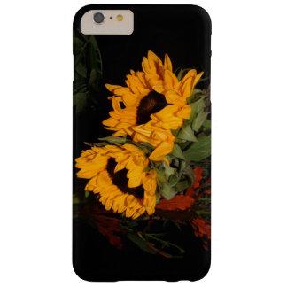 iPhone 6 del girasol más Funda De iPhone 6 Plus Barely There