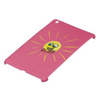 Iphone 6 del ipad del iPad del emoji de la sol