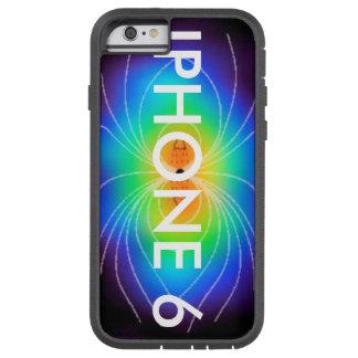 "IPHONE 6 Extra Tough case - ""Magnetosphere image"""