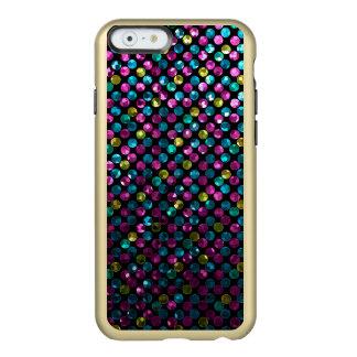 iPhone 6 joyas de la chispa de los lunares del Funda Para iPhone 6 Plus Incipio Feather Shine