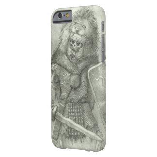 iPhone 6, legionario romano del zombi Funda Para iPhone 6 Barely There