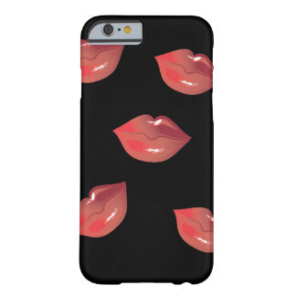 iPhone 6 Lips Barely There iPhone 6 Case