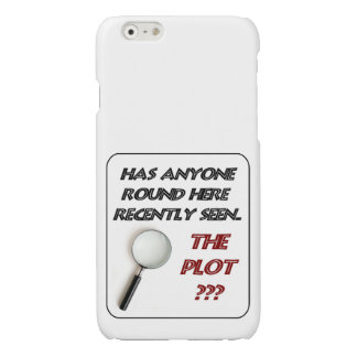 iPhone 6 Lost the Plot phone cover
