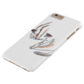 iPhone 6 más, mi dragón el dormir Funda De iPhone 6 Plus Barely There