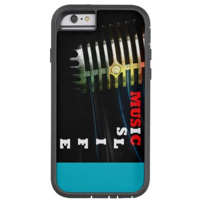 iPhone 6 Music cover