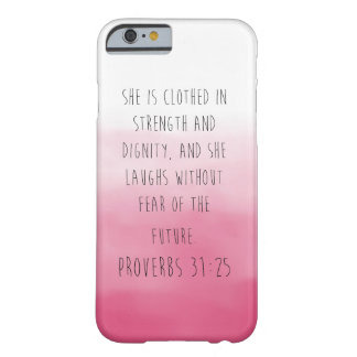 iPhone 6 Ombre Proverbs 31 Case