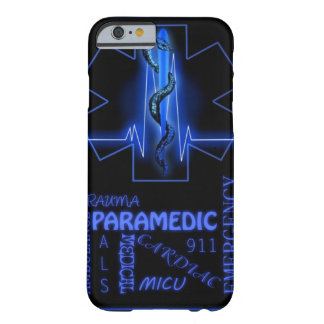 iPhone 6 Paramedic cell phone cover Barely There iPhone 6 Case