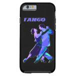 iPhone 6 pares azules del tango del caso Funda De iPhone 6 Tough