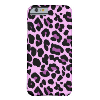 iPhone 6 Pink Cheetah Print Case Barely There iPhone 6 Case