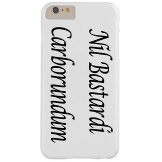 iPhone 6 Plus, Barely There case, Nil Bastardi Barely There iPhone 6 Plus Case