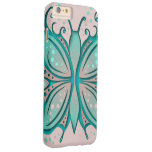 iPhone 6 Plus Case Barely Butterfly Abstract