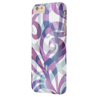 iPhone 6 Plus Case Barely Floral Abstract