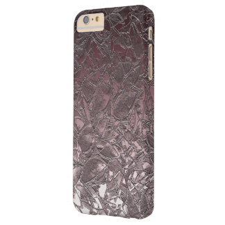 iPhone 6 Plus Case Barely Floral Relief Abstract