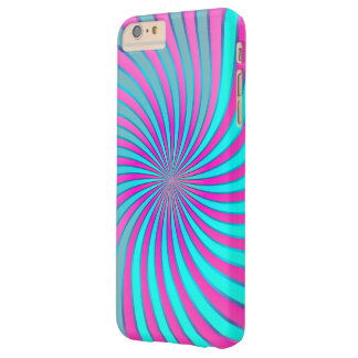 iPhone 6 Plus Case Barely Spiral Vortex