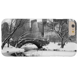 iPhone 6 Plus Case - Central Park Winter New York