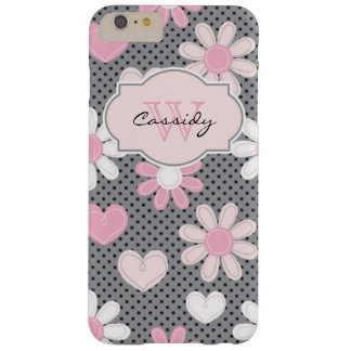 iPhone 6 Plus Case | Daisies | Polka Dots | Hearts
