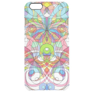 iPhone 6 Plus Case Ethnic Style Uncommon Clearly™ Deflector iPhone 6 Plus Case