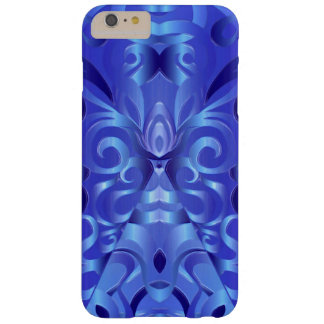 iPhone 6 Plus Case Floral abstract background