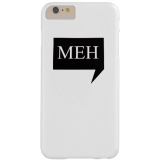 iPhone 6 Plus case MEH (barely there) Funda Para iPhone 6 Plus Barely There