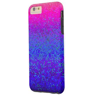 iPhone 6 Plus Case Tough Glitter Star Dust