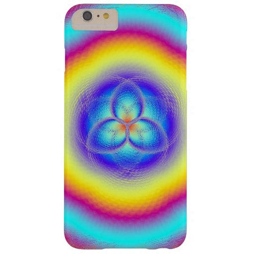 iPhone 6 Plus Circular Rainbow Case Barely There iPhone 6 Plus Case