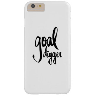 "iPhone 6 Plus - ""Goal Digger"" Barely There iPhone 6 Plus Case"