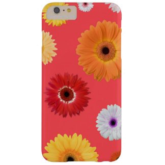 Iphone 6 Plus with Colorful Daisy Pattern Barely There iPhone 6 Plus Case