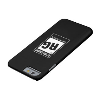 iPhone 6 - Rated RG For Retro Gaming Case