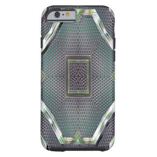 iPhone 6 ReBeToN Silver Line 001 Tough iPhone 6 Case