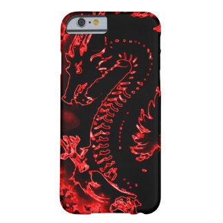 iPhone 6 Red Samurai Spirit Dragon Case