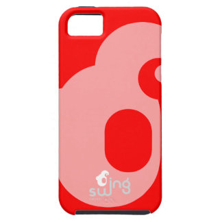 iPhone 6 Red Swing-it Puts iPhone SE/5/5s Case