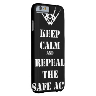 Iphone 6 Repeal The New York Safe Act Barely There iPhone 6 Case