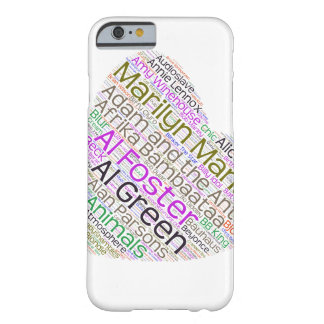 iPhone 6 Rock Bands Barely There iPhone 6 Case