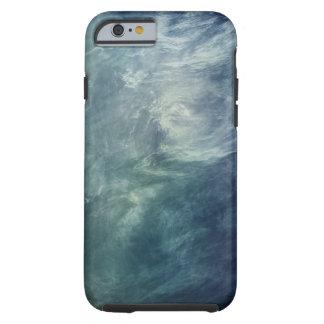 "iPhone 6 ""sea sky"" textured case Tough iPhone 6 Case"