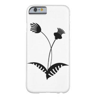 iPhone 6 simplistic flower phone case