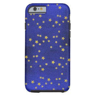 iPhone 6 Slim Shell Gold Design Case