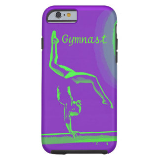 iphone 6 tough cover Gymnast design