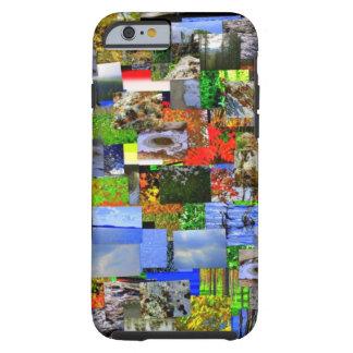 iPhone 6, Tough Mental landscape Tough iPhone 6 Case