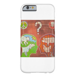 iPhone 6 vegan anti speciesism Barely There iPhone 6 Case