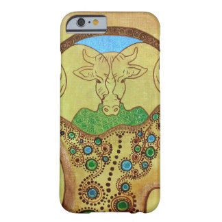 iPhone 6 vegan cow human Barely There iPhone 6 Case