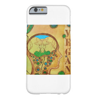 iPhone 6 vegan cow humans Barely There iPhone 6 Case
