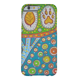 iPhone 6 vegan footprints animal nature Barely There iPhone 6 Case