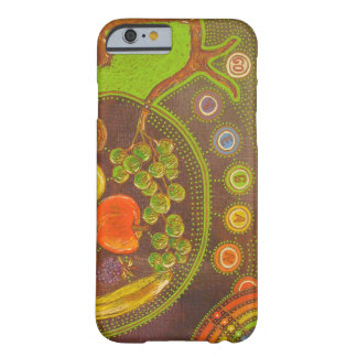 iPhone 6 vegan fruits tree Barely There iPhone 6 Case