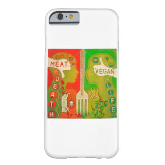 iPhone 6 vegan life meatus Barely There iPhone 6 Case