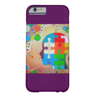 iPhone 6 vegan puzzle Barely There iPhone 6 Case