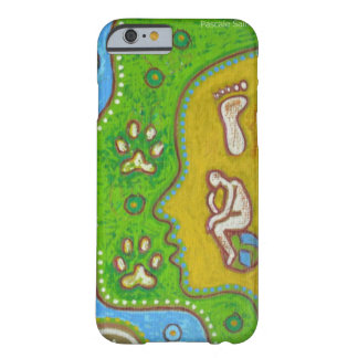 iPhone 6 vegan thinker Barely There iPhone 6 Case